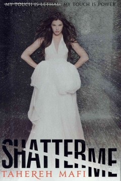 Bookjacket for  Shatter Me