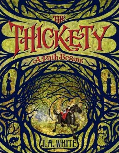 Bookjacket for The Thickety
