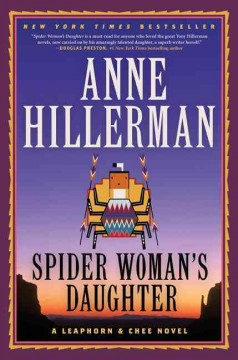 Bookjacket for  Spider woman's daughter