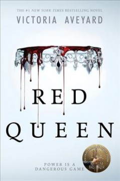 Bookjacket for  Red Queen
