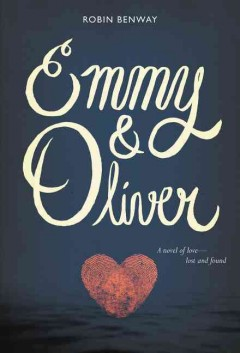 Bookjacket for  Emmy & Oliver