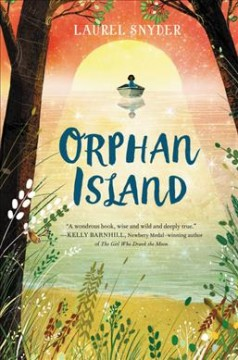 Bookjacket for  Orphan Island