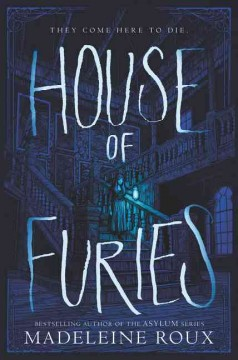 Bookjacket for  House of Furies