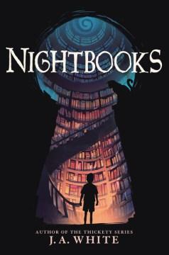 Bookjacket for  Nightbooks