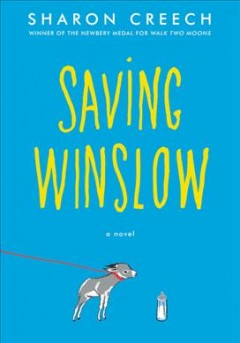 Bookjacket for  Saving Winslow