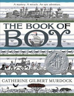 Bookjacket for The Book of Boy