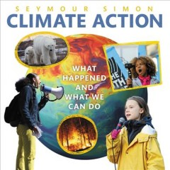 bookjacket for Climate action