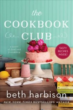 Bookjacket for The cookbook club