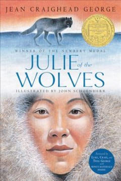 Bookjacket for  Julie of the Wolves