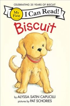 Bookjacket for  Biscuit
