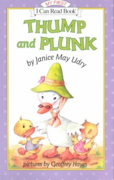 Bookjacket for  Thump and Plunk