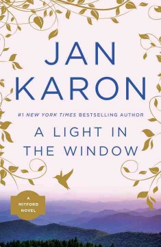 Bookjacket for A light in the window
