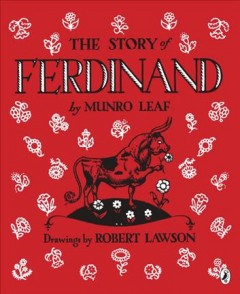 Bookjacket for The Story of Ferdinand