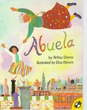Bookjacket for  Abuela