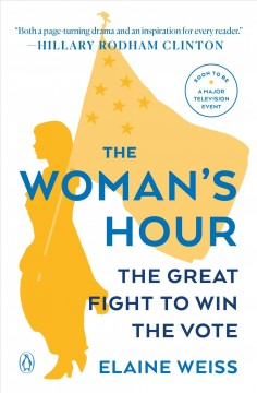 bookjacket for The woman's hour