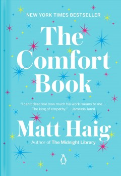 Bookjacket for The comfort book