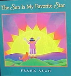 Bookjacket for The Sun is My Favorite Star