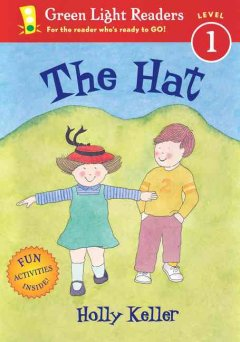 Bookjacket for The hat