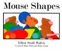 Bookjacket for  Mouse Shapes