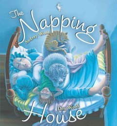 Bookjacket for The Napping House