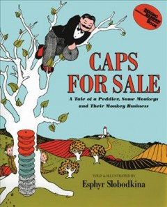 Bookjacket for  Caps for Sale