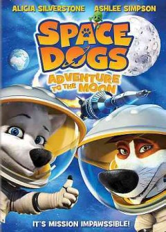 Bookjacket for  Space dogs