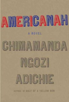 Bookjacket for  Americanah