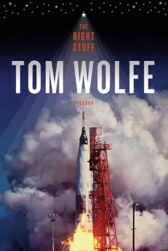 Bookjacket for The right stuff