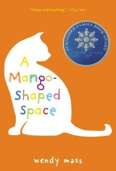 Bookjacket for A Mango-Shaped Space