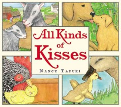 Bookjacket for  All Kinds of Kisses