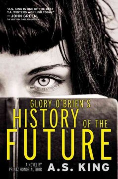 Bookjacket for  Glory O'Brien's History of the Future