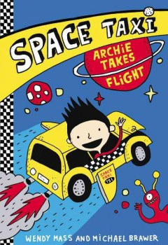 Bookjacket for  Archie Takes Flight