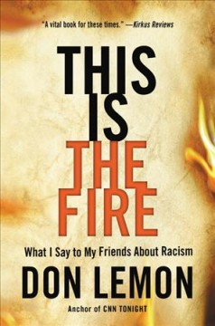Bookjacket for  This is the fire