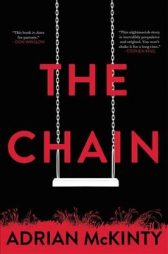 Bookjacket for The chain