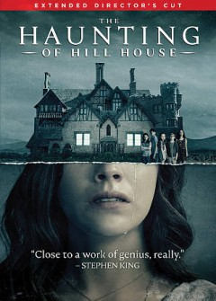 bookjacket for The haunting of Hill House