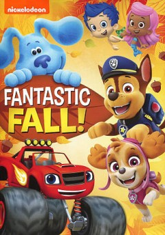 Bookjacket for  Fantastic Fall!