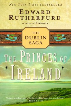 Bookjacket for The princes of Ireland