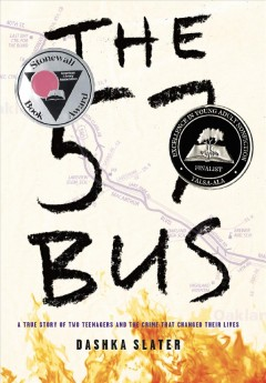 bookjacket for The 57 bus