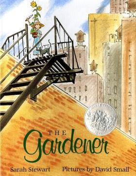 Bookjacket for The Gardener