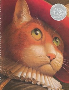 Bookjacket for  Puss in Boots