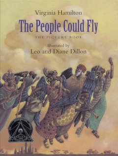 Bookjacket for The people could fly