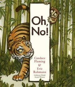 Bookjacket for  Oh, No!