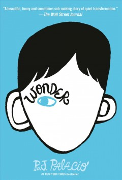Bookjacket for  Wonder