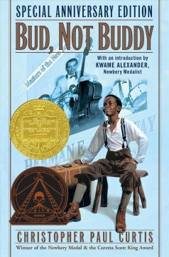 Bookjacket for  Bud, Not Buddy