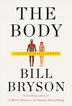 Bookjacket for The body