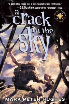 Bookjacket for  Crack in the Sky