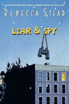 Bookjacket for  Liar & Spy