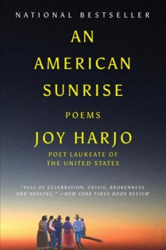 bookjacket for An American sunrise