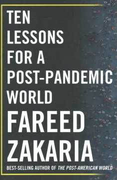 Bookjacket for  Ten Lessons for a Post-Pandemic World