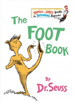 Bookjacket for The foot book